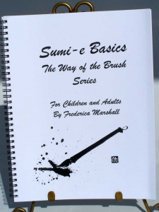 Sumi-e Basics Workbook by Frederica Marshall