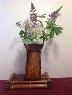 Ikebana by Frederica Marshall