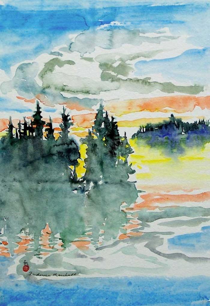 Deer Isle Reflections