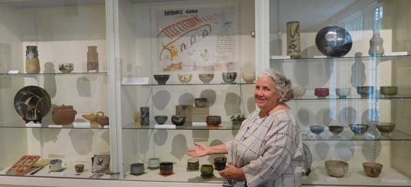Asian Pottery Collection