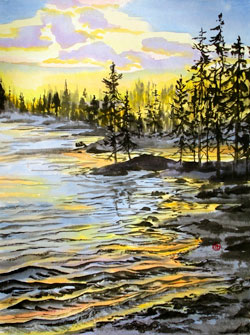 Incoming Tide by Frederica Marshall