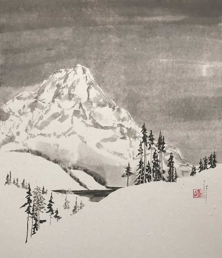 Winter Silence by Frederica Marshall